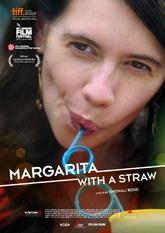 Margarita with a straw_Poster