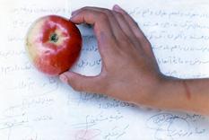 Irán-La manzana
