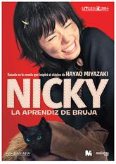 Nicky-la-aprendiz-de-bruja-Poster-España