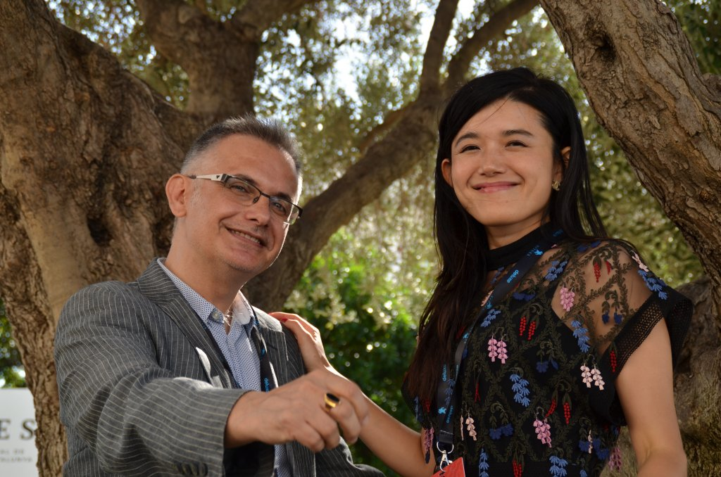 Entrevista a Lisa Takeba - Sitges 2019