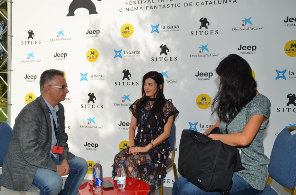 Entrevista a la directora Lisa Takeba - Sitges 2019