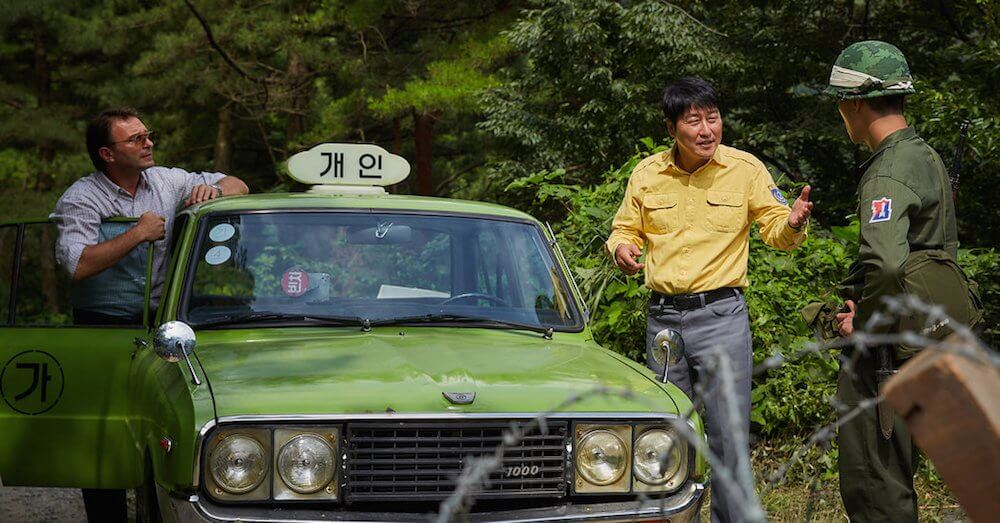 A Taxi Driver, Song Kang-ho, Corea, korean film