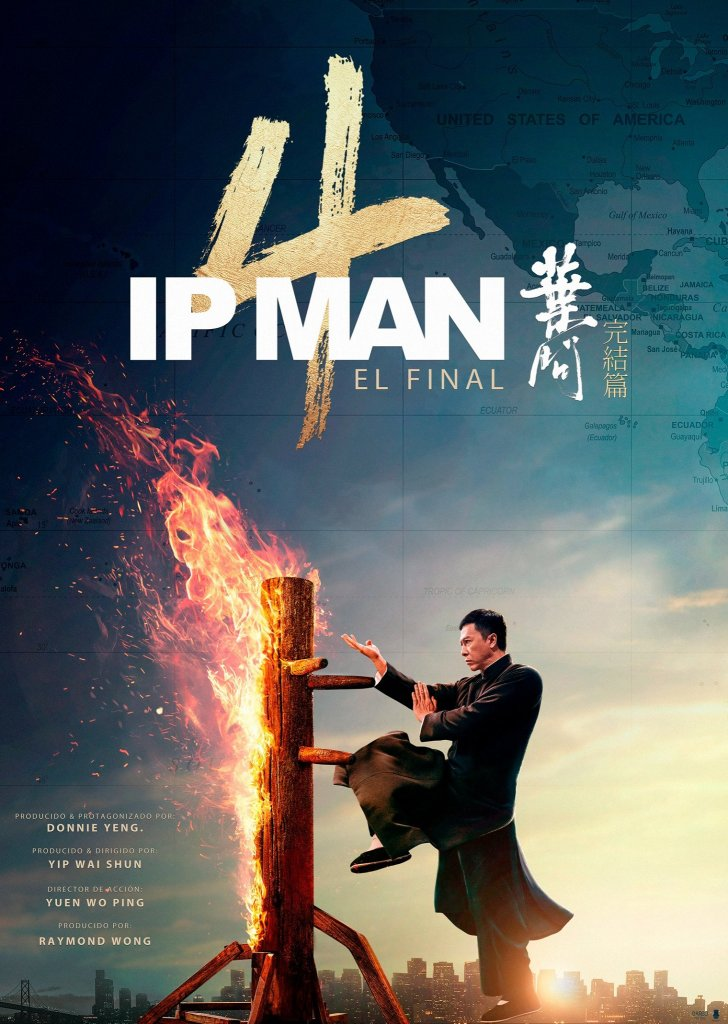 Ip Man 4 - El Final - CineAsia