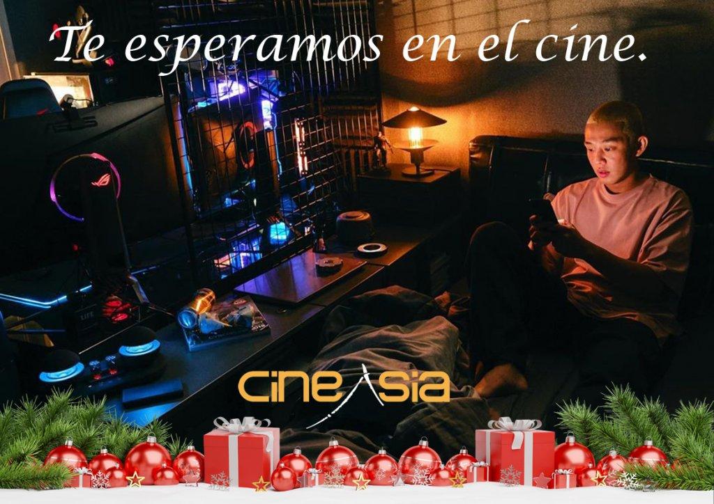 CineAsia - Feliz Navidad